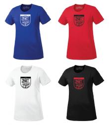 Gilet à Manches Courte pour Femmes - Polyester / Ladies Dry-Fit Tshirt