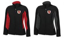 Manteau Léger Bicolore pour Femmes / Ladies Softshell Jacket 2 tone