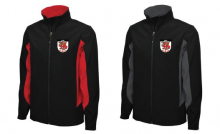 Manteau Léger Bicolore pour Hommes / Mens Softshell Jacket 2 tone