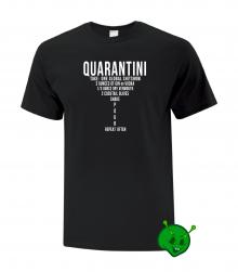 COVID-19 t-shirt, Quarantini