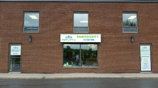 Amplify It now located at 3809 St-Joseph Blvd, Unit#6, Orleans, Ontario.