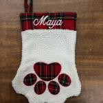 Custom Dog Stocking!