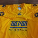 Navan Jersey Hot pressed vinyl