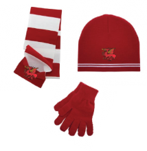 Scarf, Toque & Gloves Combo